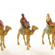 The three wise men — Stock Photo
