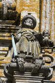 Statue of the Apostle James — Stock Photo