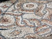 Ancient Mosaic floor — Stock Photo
