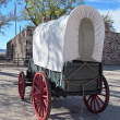 Covered Wagon — Stock Photo #13820423