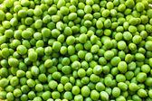 Groene erwten — Stockfoto