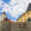 Old castle background — Stockfoto #38140871