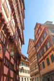 Old german houses — Photo