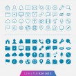 Universal Basic set 1. — Vector de stock  #35454309
