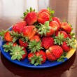 Fresh strawberries — Stock Photo #19561021