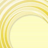 Yellow background — Stock Vector