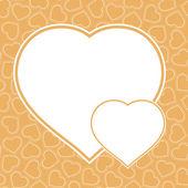 Heart concept — Stock Vector