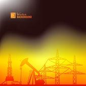 Industrial pump abstraction. — Vecteur
