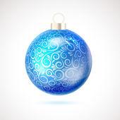 рождественская игрушка. — Cтоковый вектор