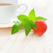 Delicious tea. — Stock Photo