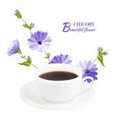 Tazza di caffè. — Vettoriale Stock