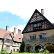 Schloss Cecilienhof, the place of Potsdam Conference - Stock Photo