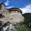 Vaduz castle in Liechtenstein - Stock Photo