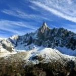 Les Drus Chamonix-Mont-Blanc France — Stock Photo #15433131