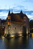 Palais de l'Isle in Annecy, France — Stock Photo