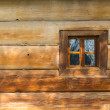 Old wooden window — Stock Photo #25200909