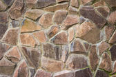 Wall of large stone — Stock Photo