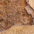 Old cracked wall — Stock Photo