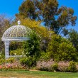 Stock Photo: Wedding Gazebo atSouth Coast Botanic Garden