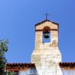 Mission Bell and Steeple at Mission San Juan Capistrano — Stock Photo