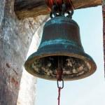 Mission Bell at Mission San Juan Capistrano — Stock Photo