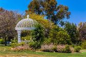 Wedding Gazebo atSouth Coast Botanic Garden — Stock Photo