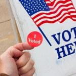 I Voted! — Stock Photo #14504563
