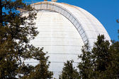 One of the Many Telescopes at Mount Wilson Observatory — Stock Photo