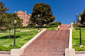 Janss Steps at UCLA — Stock Photo