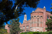 Royce Hall and Auditorium at UCLA — Stock Photo