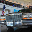 Presidential Limousine at the Ronald Reagan Presidential Library — Stock Photo #15748381