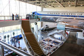 Airforce On Pavillion at the Ronald Reagan Presidential Library — Stock Photo
