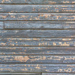 Weathered Clapboard Barn Siding Backdrop or Background — Stock Photo