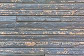 Weathered Clapboard Barn Siding Backdrop or Background — Stock Photo