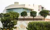 Spectacular Architecture of the Getty Center — Stock Photo