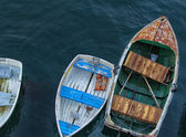 Fishing Boats at Fisherman's Wharf — Stock Photo