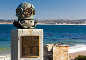 Cannery Divers Memorial — Stock Photo