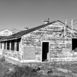 Abandoned Fort Ord Army Post — Stock Photo