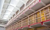 Prison Cells at Alcatraz Island — Stock Photo