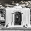 Royalty-Free Stock Photo: Outdoor Mausoleum
