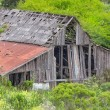 Dilapidated Rural Barn — Stockfoto