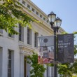 The Bancroft Library — Foto de Stock