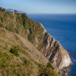 Cliffs of Big Sur — Stock Photo