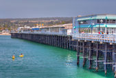 Santa Cruz Wharf — Stock Photo