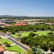 Overhead View of Stanford University — Stock Photo #27944461