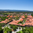 Overhead View of Stanford University — Stock Photo #27944573