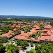 Stock Photo: Overhead View of Stanford University