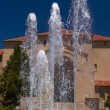 Stanford Hoover Tower Fountain — Stock Photo #27944857