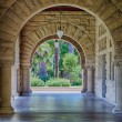 Stanford Courtyard — Stock Photo #27945511