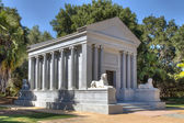 Leland Stanford Mausoleum at Stanford University — Stock Photo